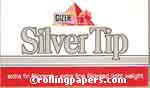 Gizeh Silver Tip Rolling Papers Booklet