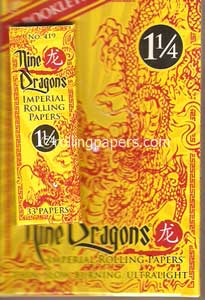 Nine Dragons Imperial 1 1/4 box
