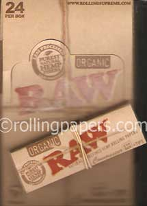 Raw Connoisseurs King Slim Box